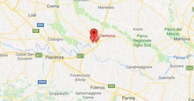 La mappa di Cremona e i Dintorni (fonte Google Maps).