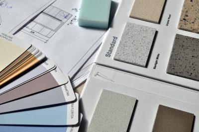 Valutazioni materiali e colori