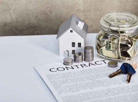 Un contratto per una casa